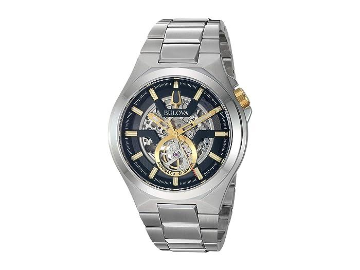 Bulova  Futuro - 98A224 (Two-Tone Yellow) Watches