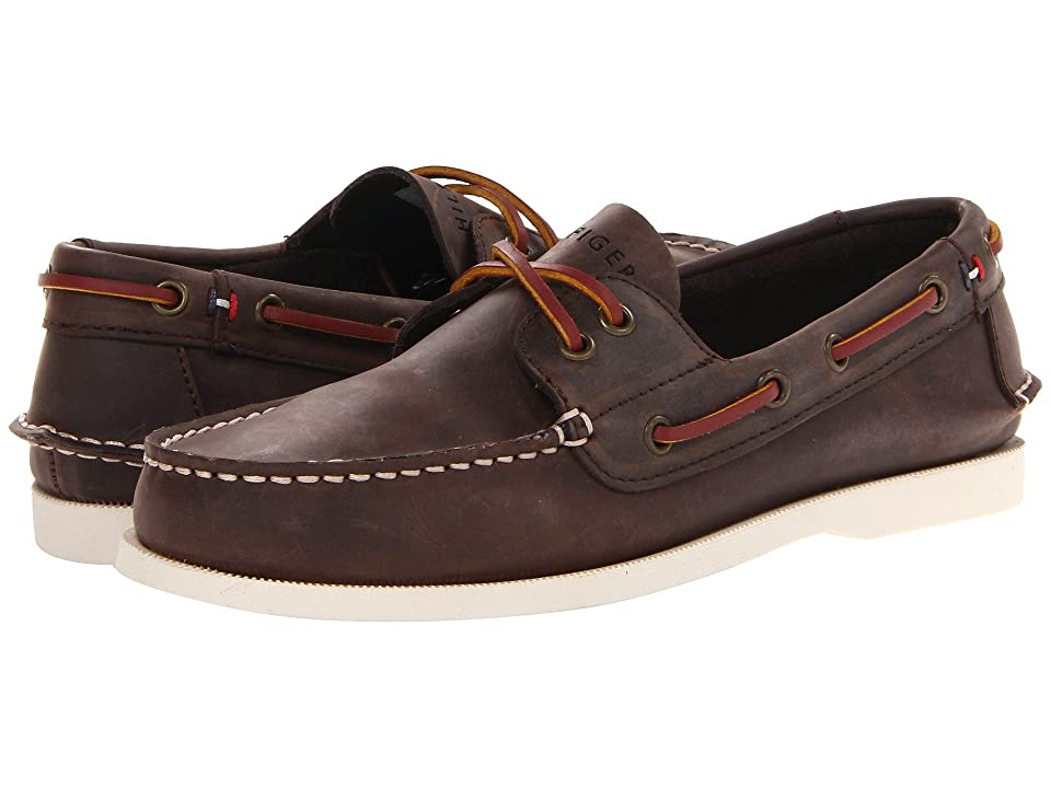 Tommy Hilfiger Bowman (Coffee) Men's Shoes, Brown
