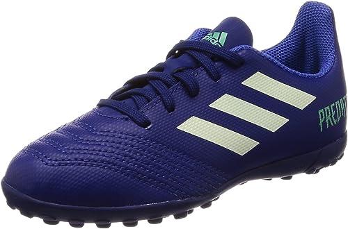 Adidas Prougeator 18.4 TF Jr Cp9097, Chaussures de Football Mixte Adulte