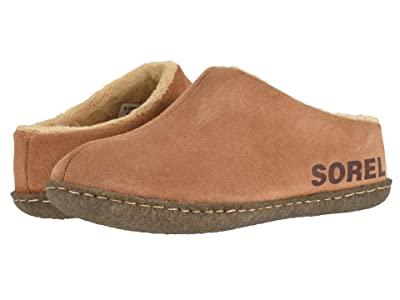 SOREL Kids Falcon Ridgetm II (Little Kid/Big Kid) (Camel Brown/Curry) Kid