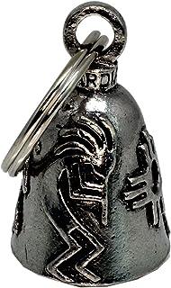 【ガーディアンベル】GUARDIAN BELL お守り バイカー キーホルダー 交通安全 魔除け ベル;AMGB-109