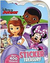 Disney Junior Sticker Treasury (Shaped Book)