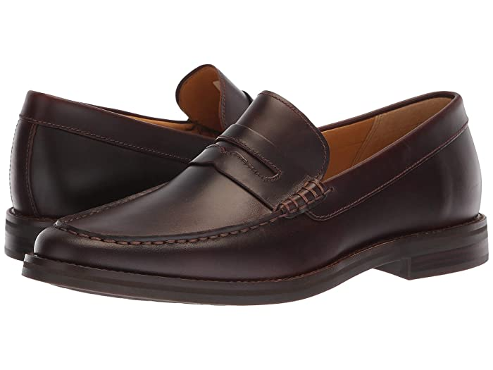 165ec2307f0 Sperry Gold Exeter Penny Loafer at Zappos.com