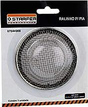 5 Un. Ralo Japonês/Ralinho Pia Tanque Inox 7cm Starfer