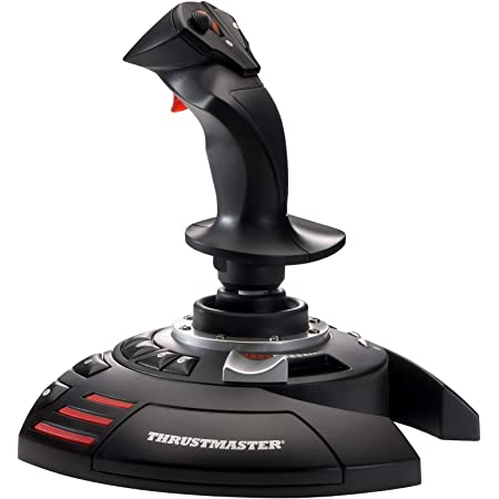 Thrustmaster Joystick T-Flight Stick X [Edizione: Germania]