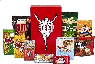 セレクション・ザ・グリコミニ 3個セット お菓子10品×3箱 ギフトボックス入り グリコ お菓子 詰め合わせ