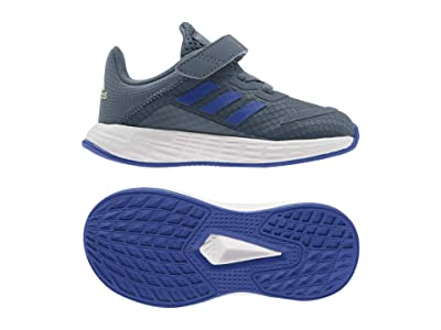 adidas Kids Duramo SL (Infant/Toddler) (Legacy Blue/Team Royal Blue/Signal Green) Boys Shoes