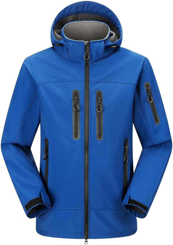 Smileyth Unisex Tampa Mall Sports Jacket Hoo Outdoor Waterproof Windbreaker Baltimore Mall