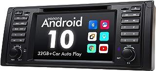 2021 Summer Car Stereo Android 10 Car Stereo Android Car Head Unit, Eonon Car GPS Navigation Support Apple Carplay/Android Auto/Bluetooth 5.0/WiFi/Fast Boot/DVR/Backup Camera/OBDII-7 Inch-GA9449