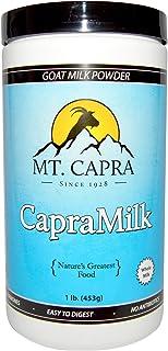 Mt. Capra, CapraMilk, Goat Milk Powder, 1 lb (453 g) - 2pc