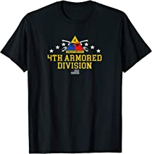 4th Armored Division T-Shirt