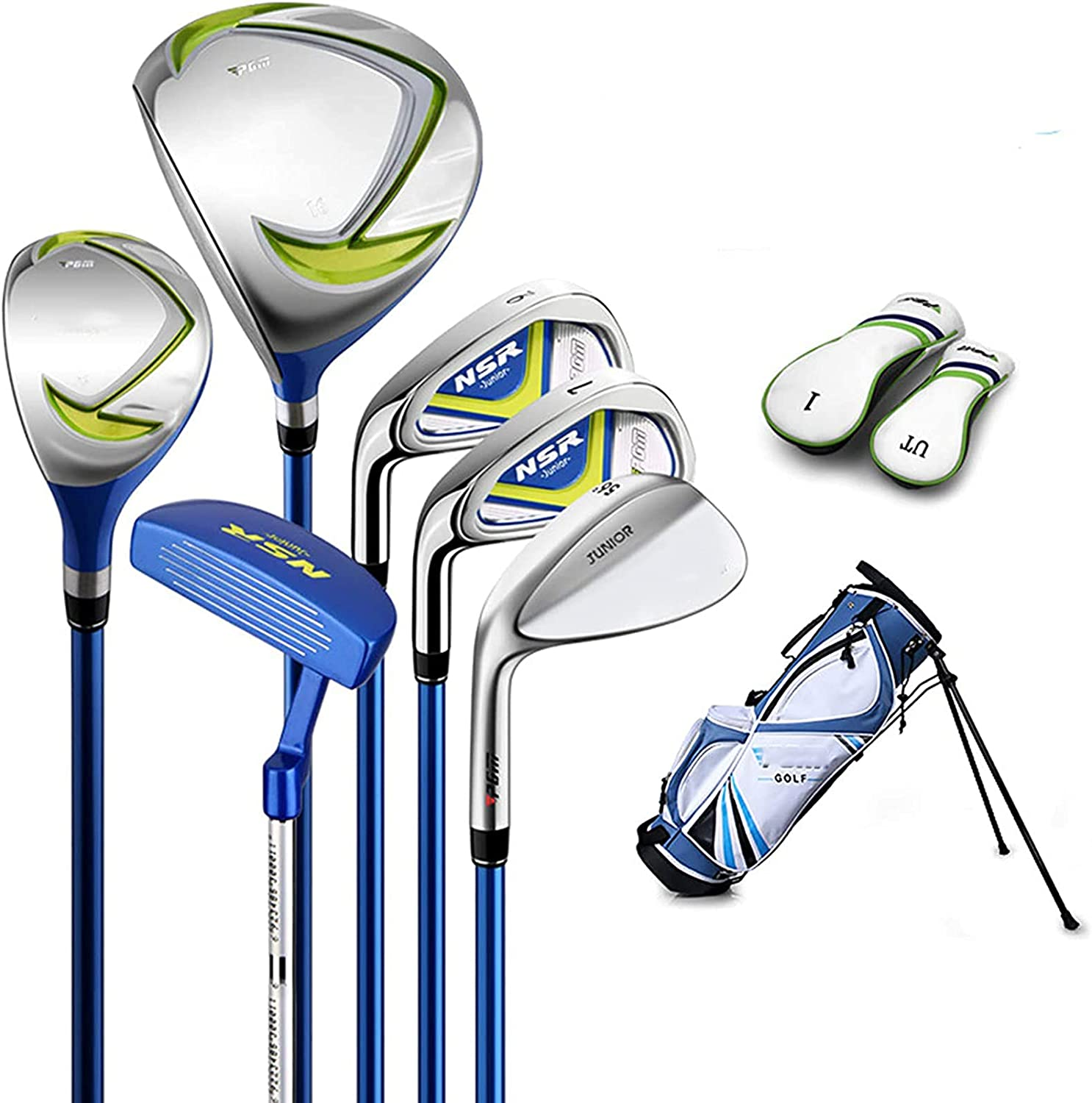 shjjyp Kid's Toy Seasonal Wrap Introduction Golf Clubs Set favorite Outdoor Todd Deluxe