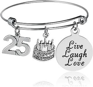 Best happy birthday 25 daughter Reviews