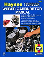 Weber/Zenith Stromberg/SU Carburetor Haynes TECHBOOK (Haynes Repair Manuals)