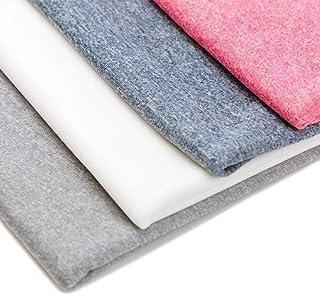 接触冷感 吸水速乾加工 巾50cm×長さ160cm 生地 布 繰り返し洗って使用できる ひんやり クール 手作り 手づくり ハンドメイド ピンク