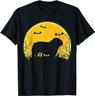English Bulldog Halloween Shirt Costume For Mom Dad