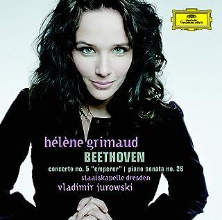 ベートーヴェン: ピアノ協奏曲第5番《皇帝》、他(限定盤)(UHQCD)