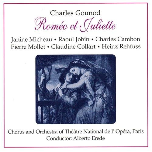 Amazon.com: Romeo et Juliette: Alberto Erede: MP3 Downloads