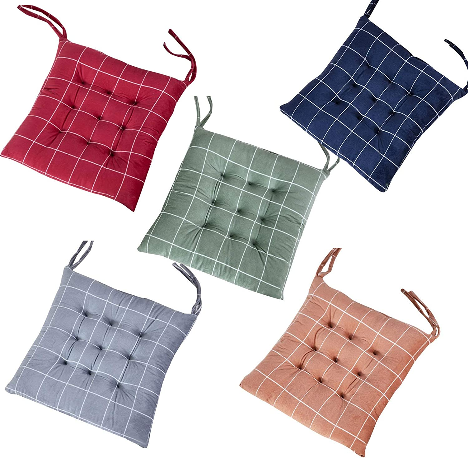 Square Selling and Don't miss the campaign selling Seat Cushion with Ties Pad Patio Chairs Replacement