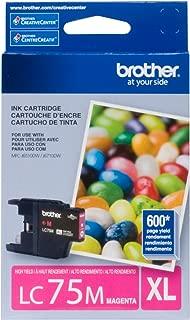 BRTLC75M - Brother LC75M Ink Cartridge