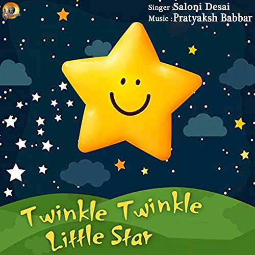 Amazon.com: Twinkle Twinkle Little Star (feat. Kavya Mishra, Safwaa Juvale,  Priya Havelia) [Kids Songs]: SALONI DESAI: MP3 Downloads