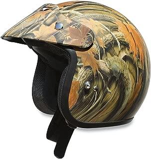 AFX FX-75 Helmet - Camo (Large) (Green/Brown)
