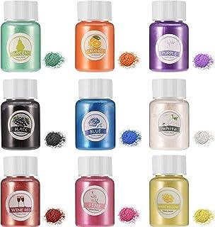 Poudre de Mica,Poudre de Mica Resine Epoxy,Pigment Poudré,Pigment de Fabrication de Savon,Pigments Poudre de Mica,Pigment ...