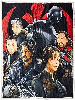 Star Wars: Rogue One Rebels Throw Blanket