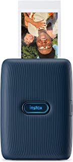 instax mini Link Smartphone printer, Dark Denim
