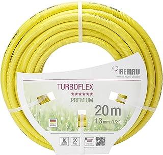 25m Rehau manguera jardín manguera de agua quattroflex 1 pulgadas Premium 25mm