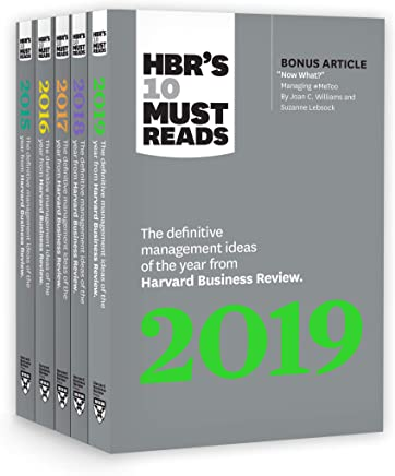 5 Years of Must Reads from HBR: 2019 Edition (HBR's 10 Must Reads) (English Edition)