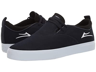 Lakai Riley 2 (Navy Canvas) Men