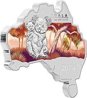 Best 2014 koala silver coin Reviews