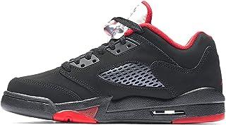 Air Jordan 5 Retro Low (GS), Zapatillas de Baloncesto para Niños
