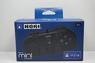 Hori Horipad Wired Mini Gamepad Playstation 4, Black
