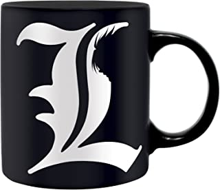 ABYstyle - Death Note Taza 320 ml - L & Rules