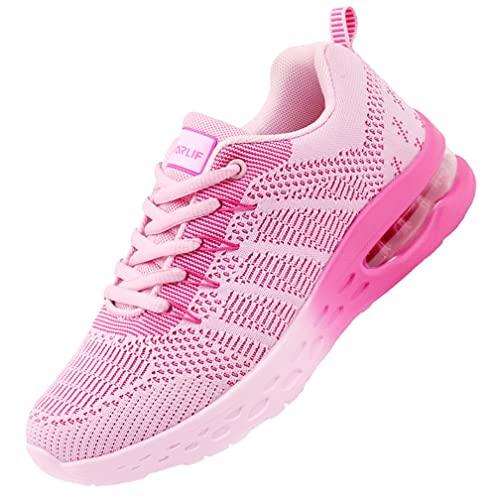 76af413fb8a8 JARLIF Women s Athletic Running Sneakers Air Fitness Sport Workout Gym  Tennis Walking Shoes