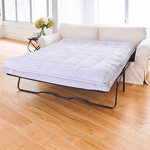 sleeper sofa mattress topper Mattress Topper Sleeper Sofa: Amazon.com sleeper sofa mattress topper