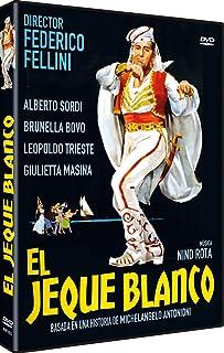 El Jeque Blanco -- Lo Sceicco Biancod -- Spanish Release