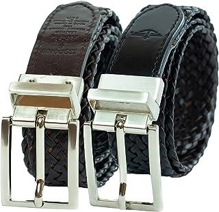 حزام مجْدول ذو وجهين للأولاد الكبار من دوكرز