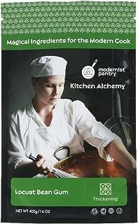 Pure Locust Bean Gum (Molecular Gastronomy) ⊘ Non-GMO ☮ Vegan ✡ OU Kosher Certified - 400g/14oz