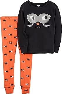 Carter's Baby Girls' 12M-24M 2 Piece Cat Pajamas