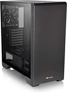 Thermaltake S300 TG Black Caja de la PC