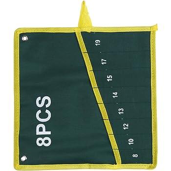 Sac /à Outils Pochette de Rangement Multi-poches Trousse /à Outils Electrotechnique Porte-Outil Accessoire pour Electricien Plombier Menuisier 14 Pockets