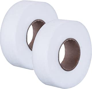 Outus Fabric Fusing Tape Adhesive Hem Tape Iron-on Tape Each 27 Yards, 2 Pack (3/4 inch)