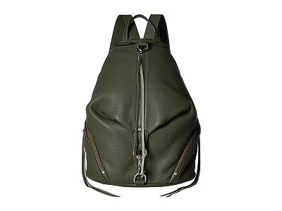 Rebecca Minkoff Julian Backpack (Hunter) Backpack Bags