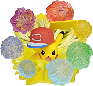 Takaratomy Pokemon Sun & Moon - EZW-06 - Ash Pikachu Z-Move 10, 000, 000V Thunderbolt Figure Action Figure