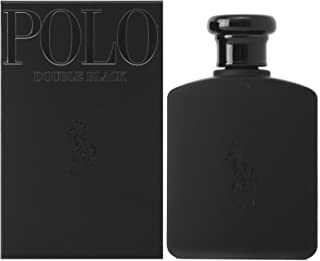 polo double black aftershave