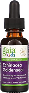 Gaia Herbs Echinacea Goldenseal For Children (Liquid), 1 oz