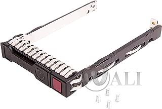 WALI WL-2.5 SFF SAS Sata HDD SSD Drive Carrier Tray for Hp Proliant Gen8 G8 Gen9 G9